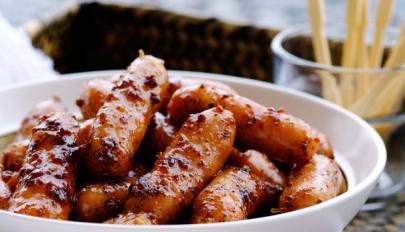 honey sausage